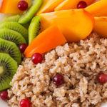 Правильное питание — верный способ быть здоровой и красивой