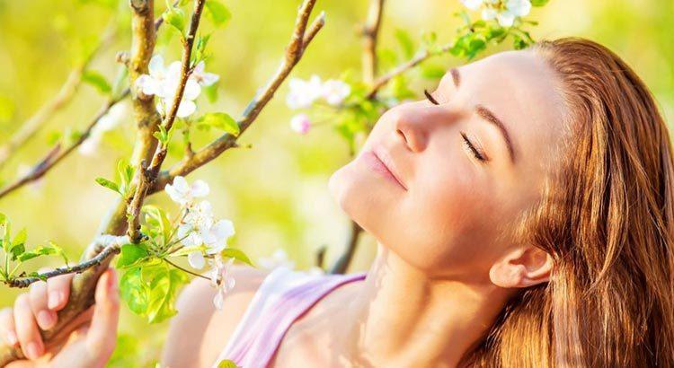 Как наслаждаться жизнью весной
