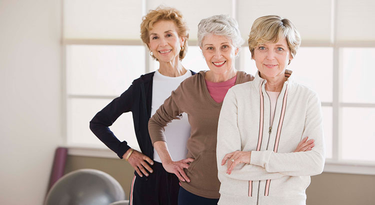 Здоровое питание для женщин после 50