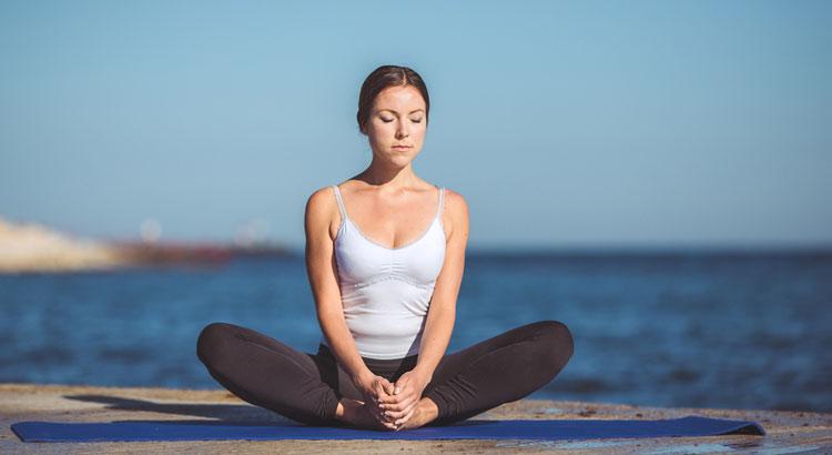 Дыхательная гимнастика и медитация в танце