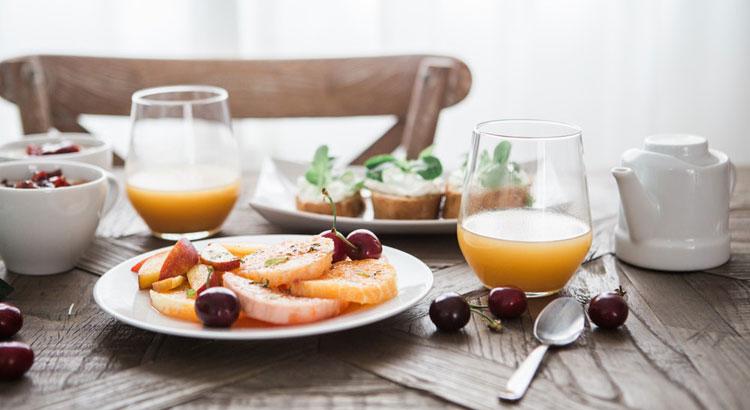 Как заставить себя завтракать