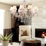 Как удачно подобрать люстру для интерьера вашей квартиры