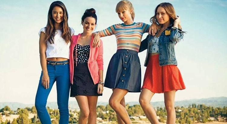 Подростковая мода 2018
