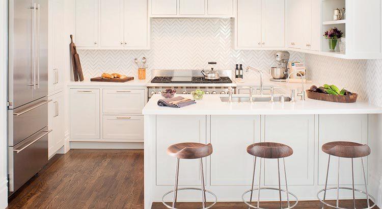 8 способов сделать маленькую кухню красивой и просторной