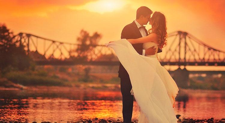 Молодежная свадьба