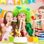 Как устроить праздник для ребенка