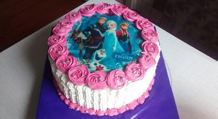Как украсить торт самостоятельно