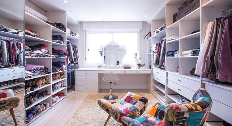Грамотный гардероб или как правильно хранить вещи