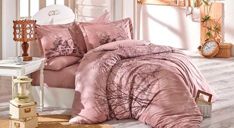 Особенности и преимущества постельного белья из поплина