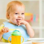 Правильное питание с рождения – залог долгой и счастливой жизни