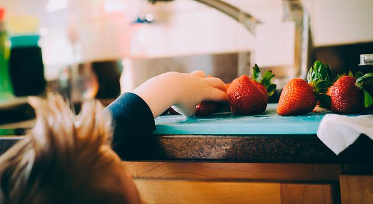 Детское питание: как правильно