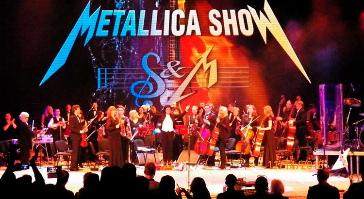 Metallica S&M Tribute Show: возвращение легенды